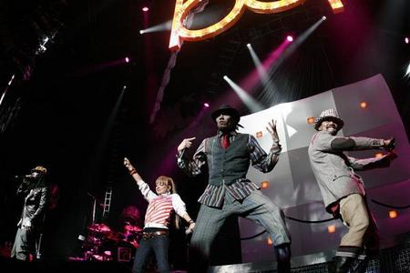 Black Eyed Peas 2005