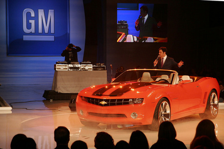 GM Style with Jimmy Kimmel 2007