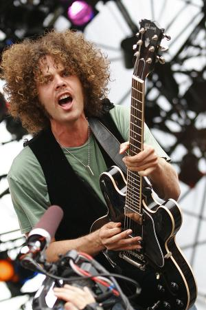 Wolfmother at Lollapalooza