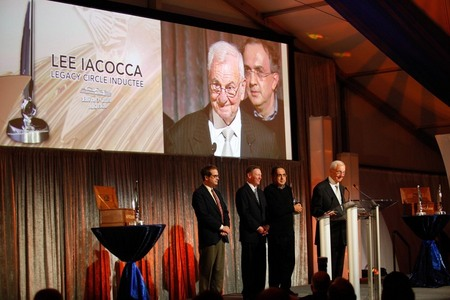 Lee Iaccoca Chrysler Legacy Galla