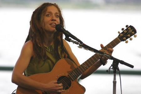 Ani DiFranco at the Concert of Colors