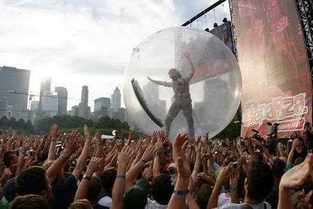 Flaming Lips at Lollapalooza